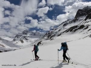 kaiserwetter-piz-buin-skitour