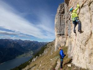 Rofan-Gebirge-Südwand-Achensee